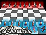 Игра Dark Chess 3D